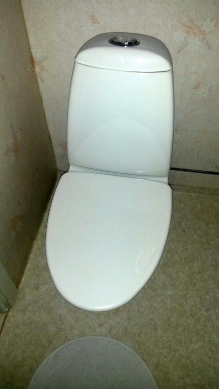 Toalett ifø